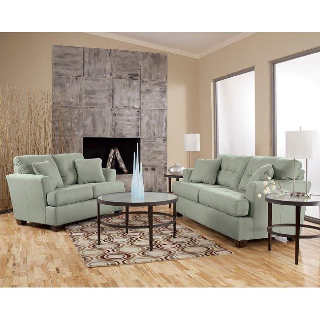 Zia - Spa Living Room Set