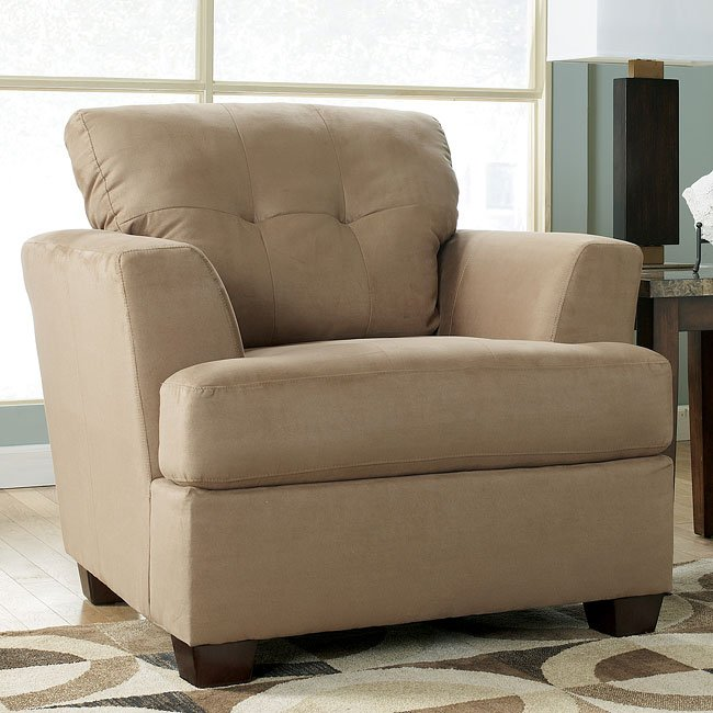 Zia - Mocha Chair