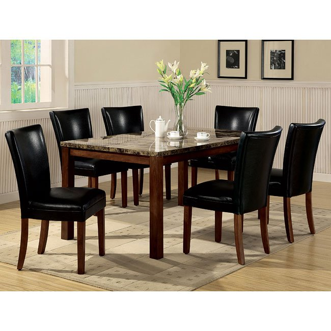 Telegraph Dining Room Set with Two Chair Choices