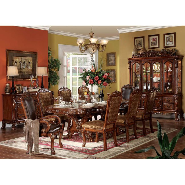 Dresden Formal Dining Room Set Acme Furniture | Furniture Cart
