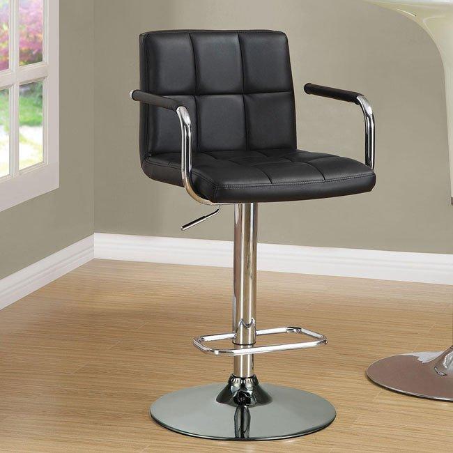 Coaster Furniture Swivel Adjustable Bar Table