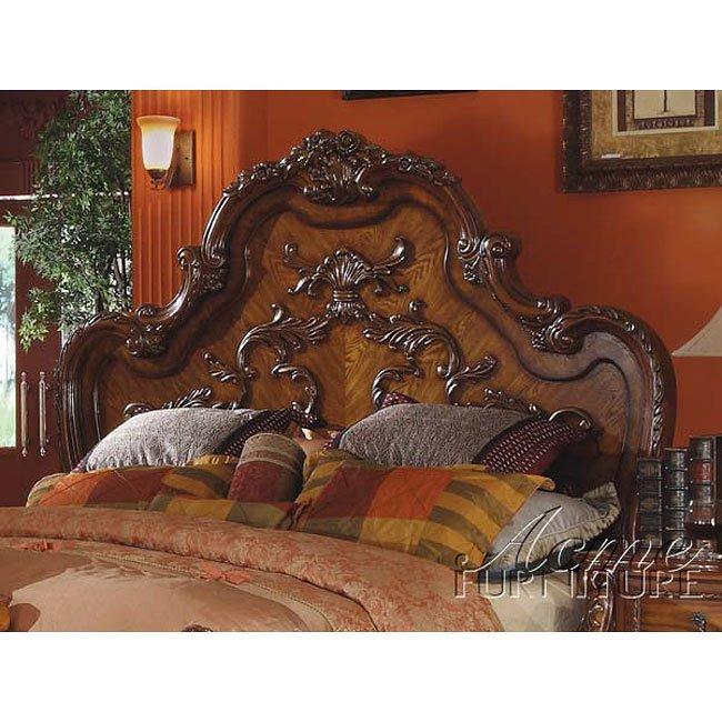 Dresden Panel Bed Acme Furniture Furniture Cart