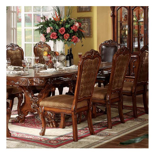 Toulouse Formal Dining Room Set Acme Furniture: Dresden Formal Dining Room Set Acme Furniture, 1 Reviews