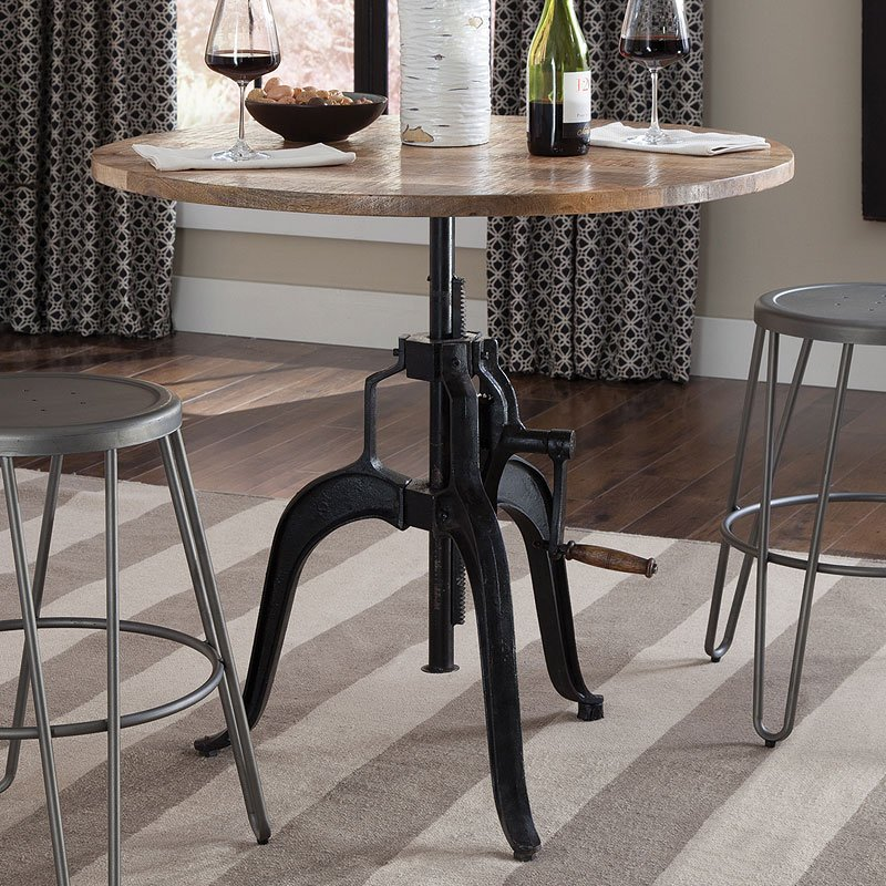 Galway Adjustable Height Dining Table Coaster Furniture