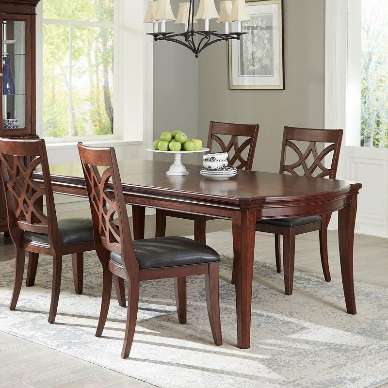 Wellsville Dining Room Set Standard Furniture