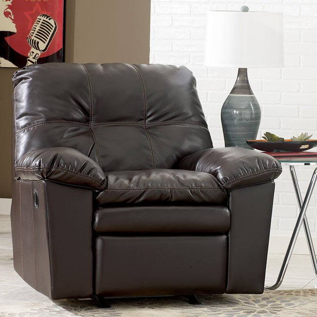 Jordon DuraBlend - Java Rocker Recliner