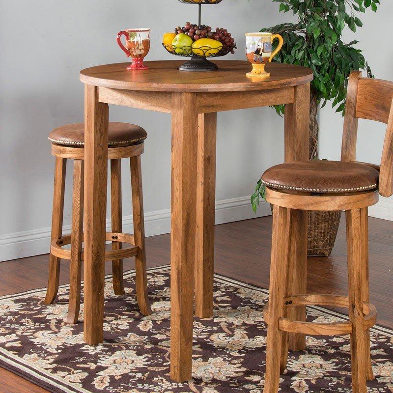 Tables N Chairs: Sedona Leg Pub Table Sunny Designs