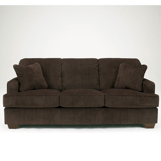 Atmore - Chocolate Sofa