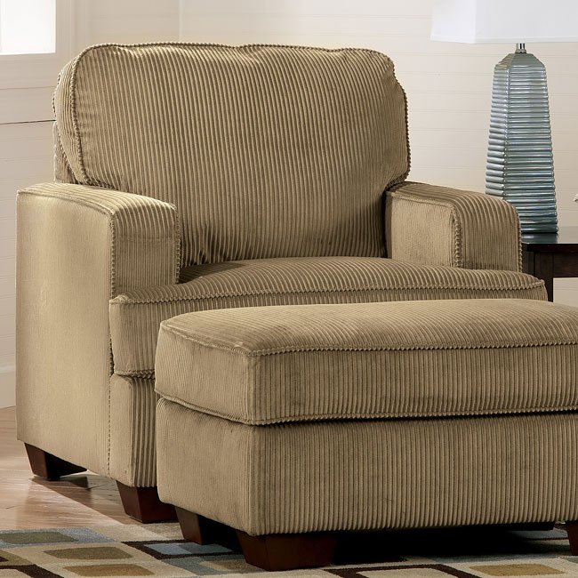 Atmore - Cappuccino Chair