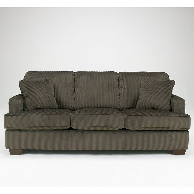 Atmore - Pewter Sofa