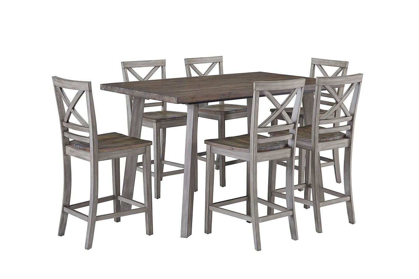 Fairhaven 5 Piece Counter Height Dining Set Standard
