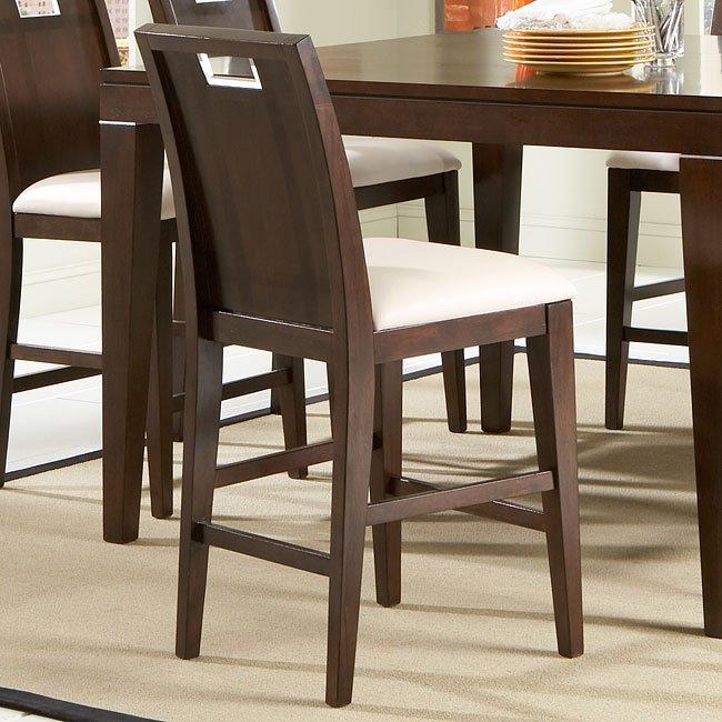 Keller Counter Height Dining Room Set Homelegance
