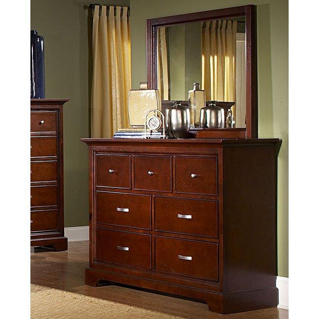 Glamour Panel Bedroom Set Homelegance