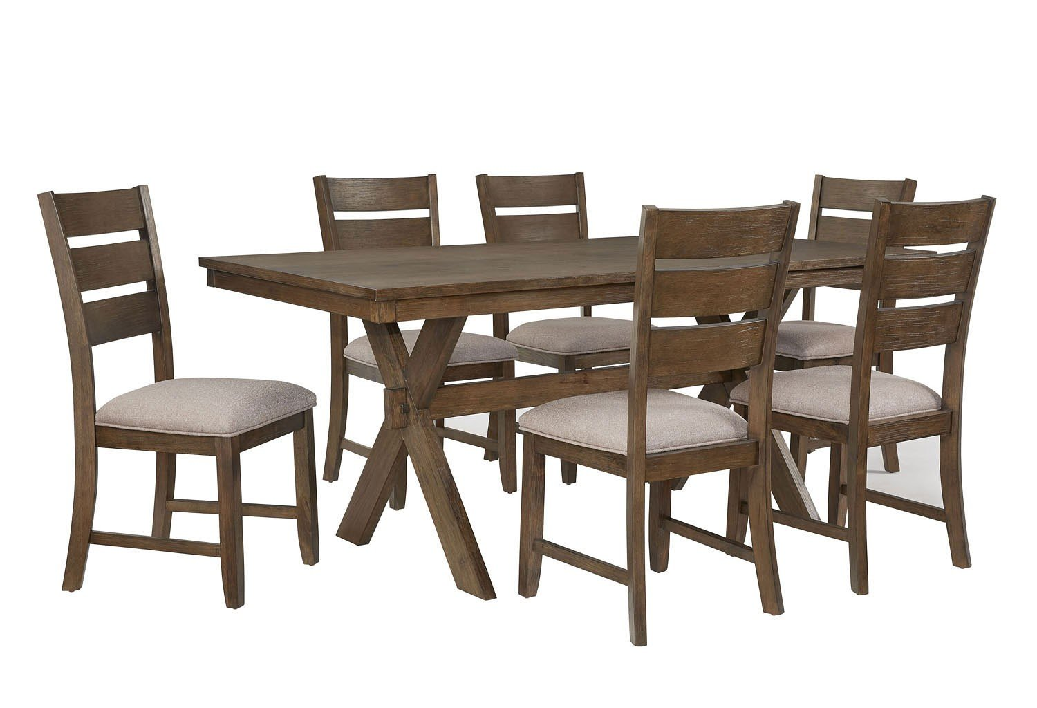 Etonnant Sherwood 7 Piece Dining Room Set