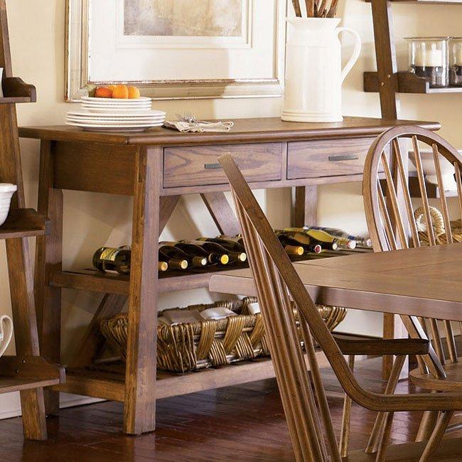 Farmhouse Dining Room Set Liberty Furniture