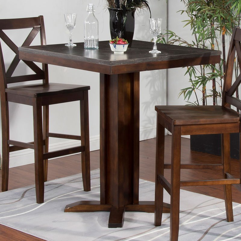 Delicieux Blue Moon 42 Inch Pub Table