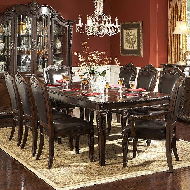 Palace Rectangular Dining Room Set