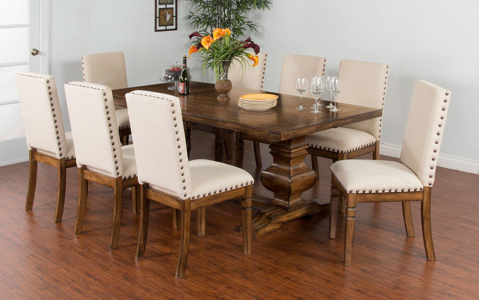 Cornerstone Extension Dining Room Set Sunny Designs ...