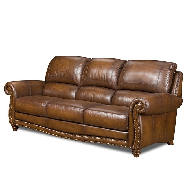 Leather Sofas Reviews: Parker Leather Sofa Leather Italia, 1 Reviews
