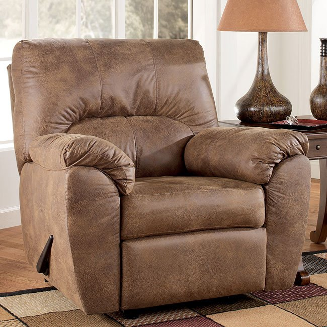 Big Bomber - Canyon Rocker Recliner