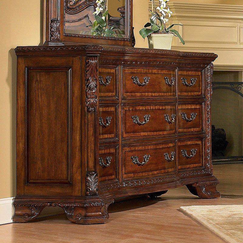 Old World Estate Bedroom Set From Art Furniture: Old World Drawer Dresser ART Furniture