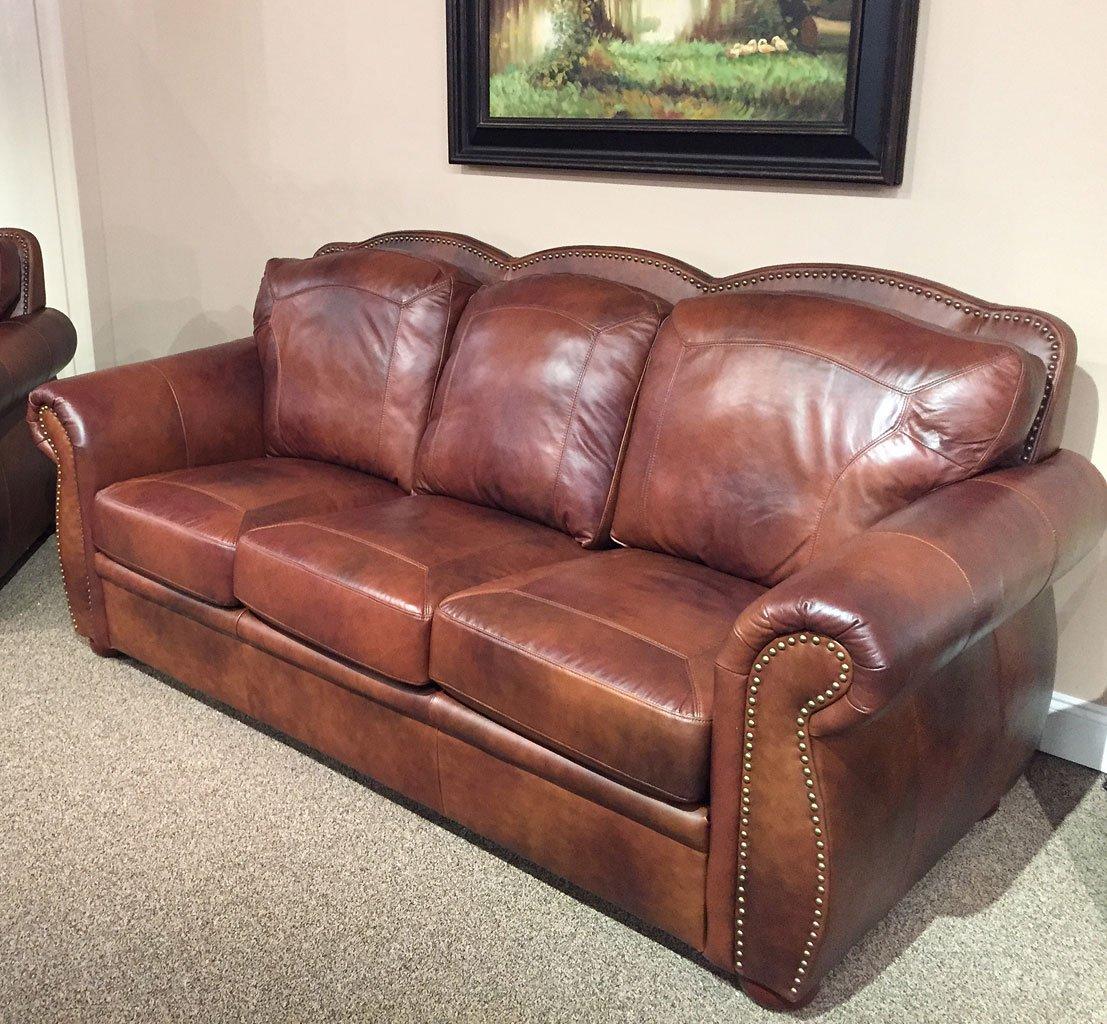 Superieur Arizona Leather Sofa