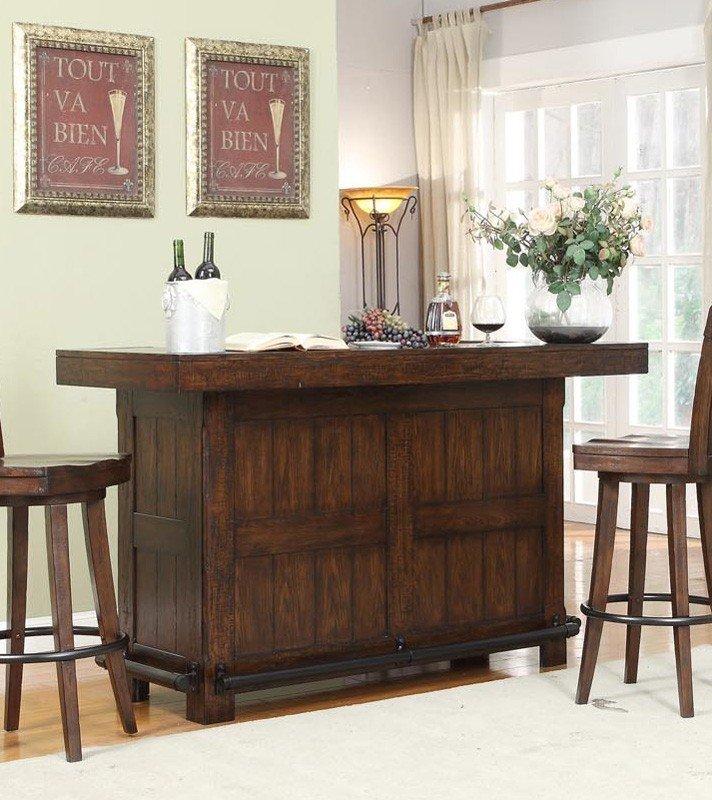 Gettysburg Home Bar