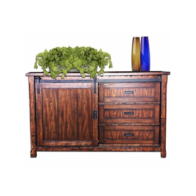 Gettysburg Entertainment Storage Cabinet