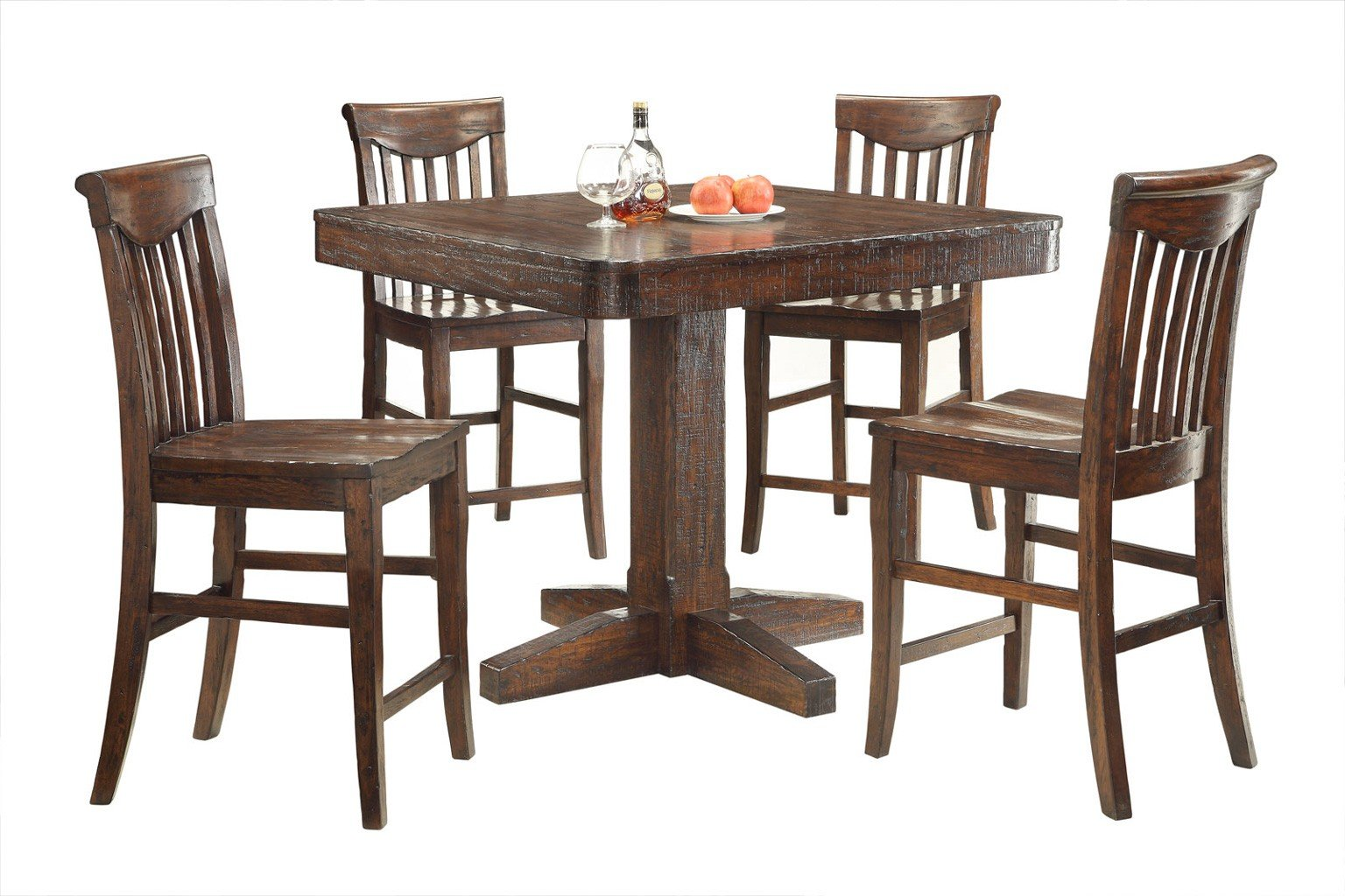 Gettysburg Counter Height Dining Room Set