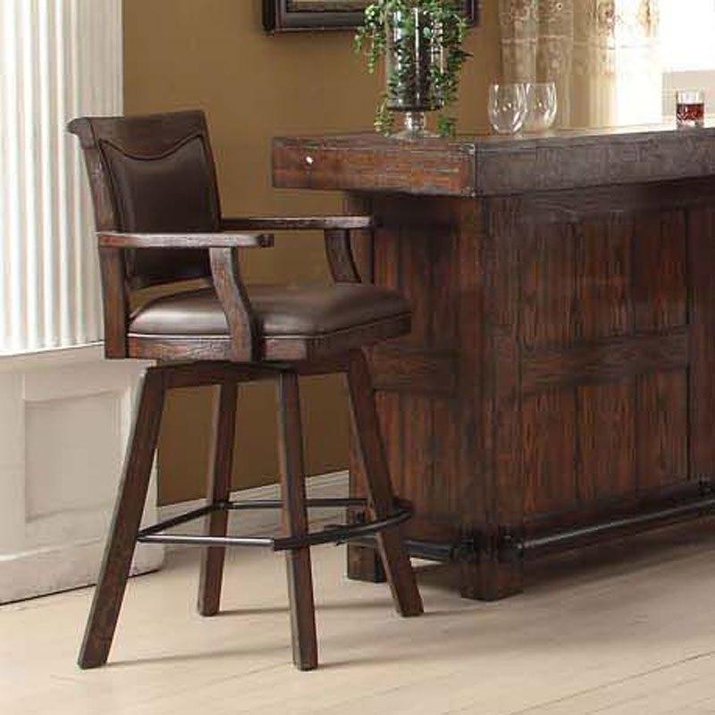 Gettysburg Home Bar Set Eci Furniture 2 Reviews