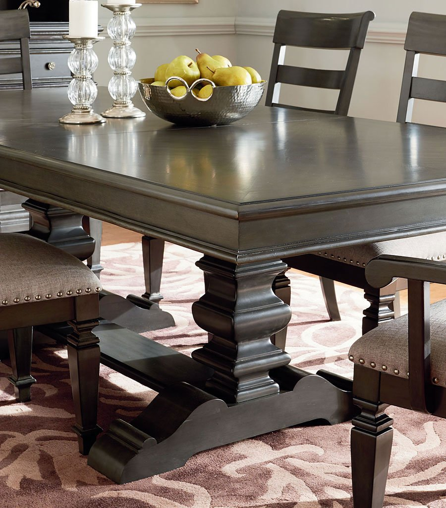 Merveilleux Garrison Trestle Dining Table
