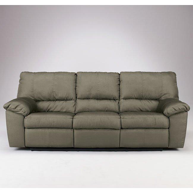 Durapella - Sage Reclining Sofa