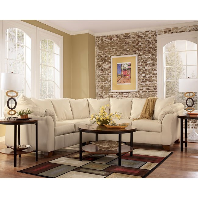 San Marco DuraBlend - Ivory Sectional