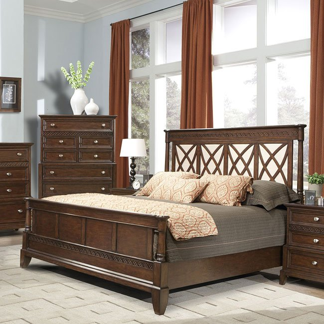 Jackson Square Bed