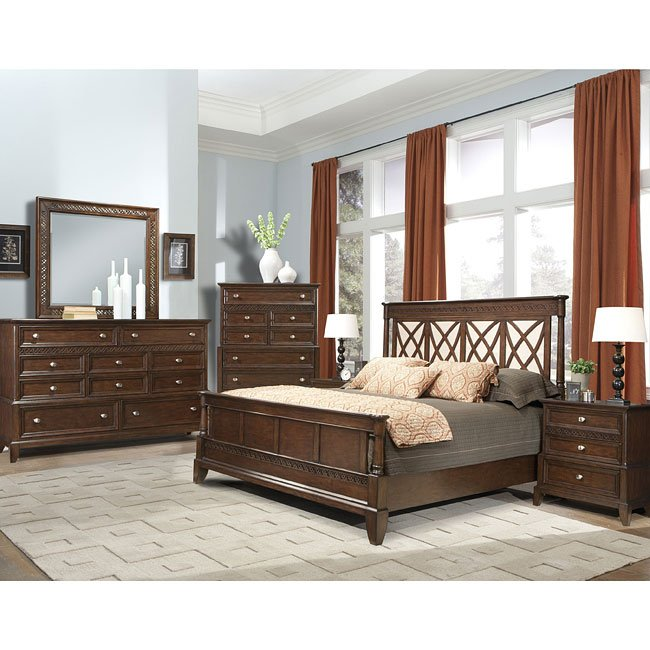 Jackson Square Bedroom Set