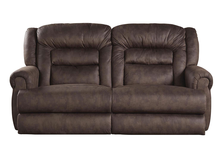 Atlas Reclining Sofa Extra Tall Catnapper Furniture Cart