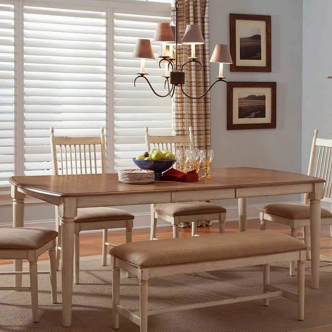 Best Place To Buy Dining Room Furniture: Cottage Cove Dining Room Set Liberty Furniture