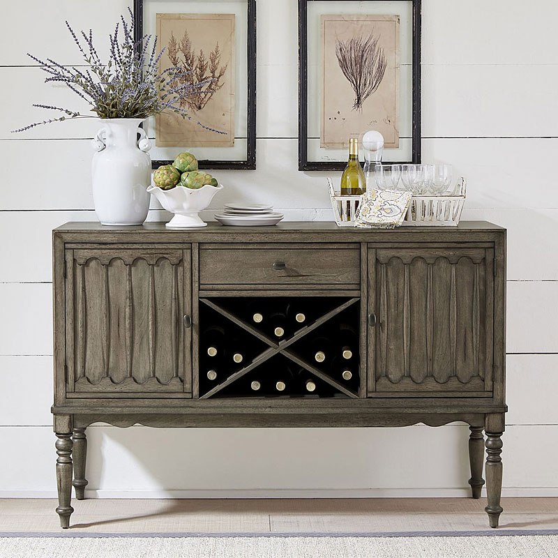 Brandywine Sideboard Liberty Furniture Furniture Cart