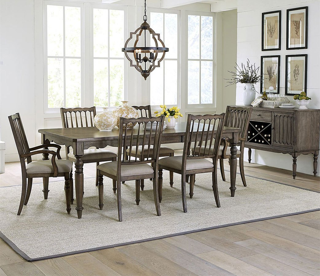 Brandywine Rectangular Dining Room Set Liberty Furniture Furniture