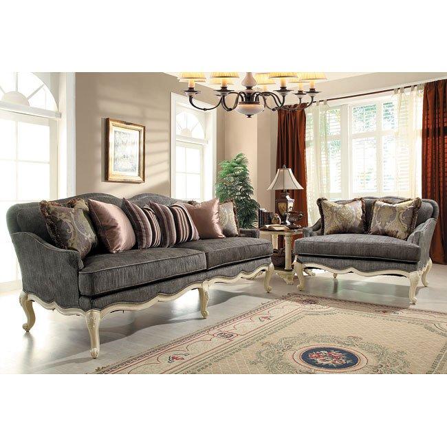Casanova II Living Room Set