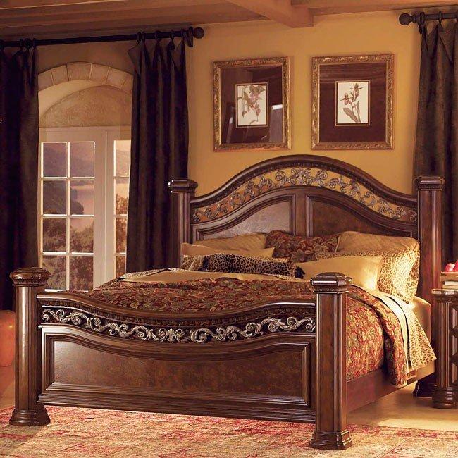 Granada Poster Bed