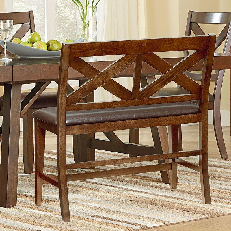 Ashley Furniture Omaha Ne: Omaha Dining Room Set (Brown) Standard Furniture
