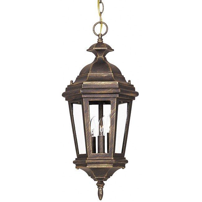 Estate Hanging Lantern (Antique Patina)