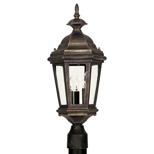 Estate Post Lantern (Antique Patina)