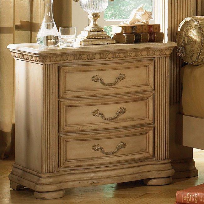 Cordoba poster bedroom set antiguo blanco wynwood furniture cart for Wynwood furniture bedroom set cordoba