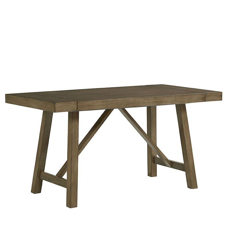 Omaha Counter Height Dining Table (Grey) Standard