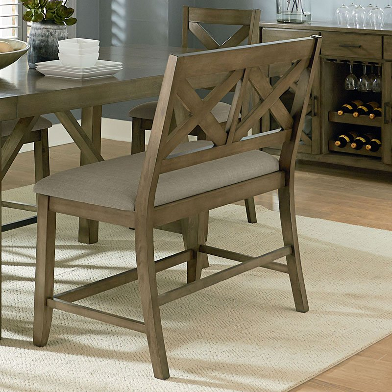 Kitchen Table Omaha: Omaha Counter Height Dining Set W/ Upholstered Chairs