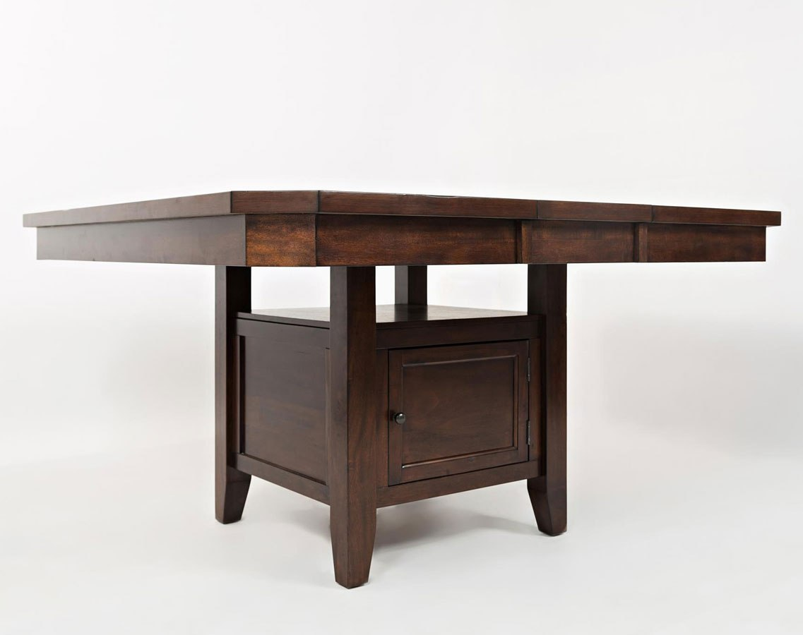 Manchester Adjustable Height Dining Table Jofran Furniture