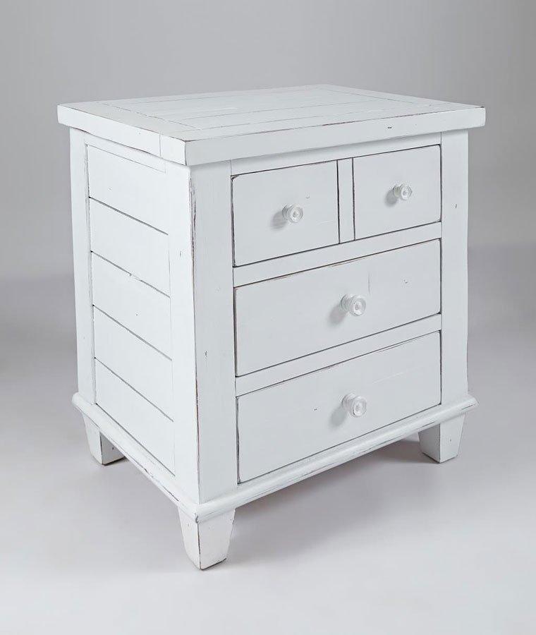 Chesapeake Nightstand Jofran Furniture, 1 Reviews