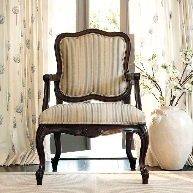 Hindell Park Putty Showood Accent Chair
